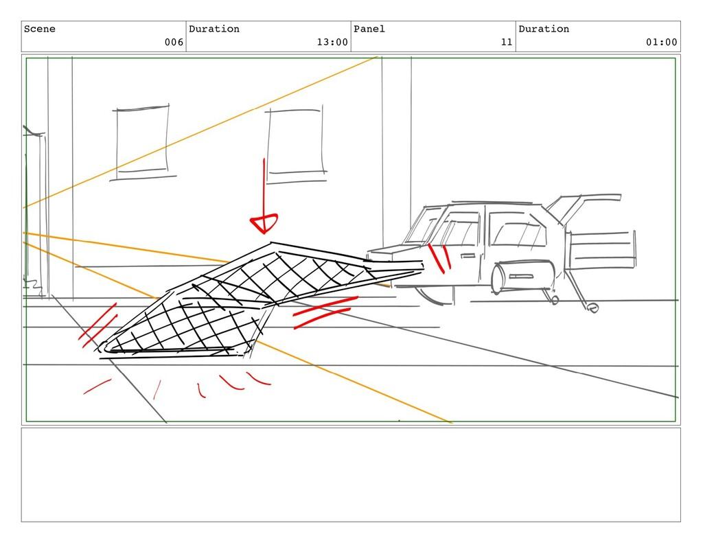 Scene 006 Duration 13:00 Panel 11 Duration 01:00