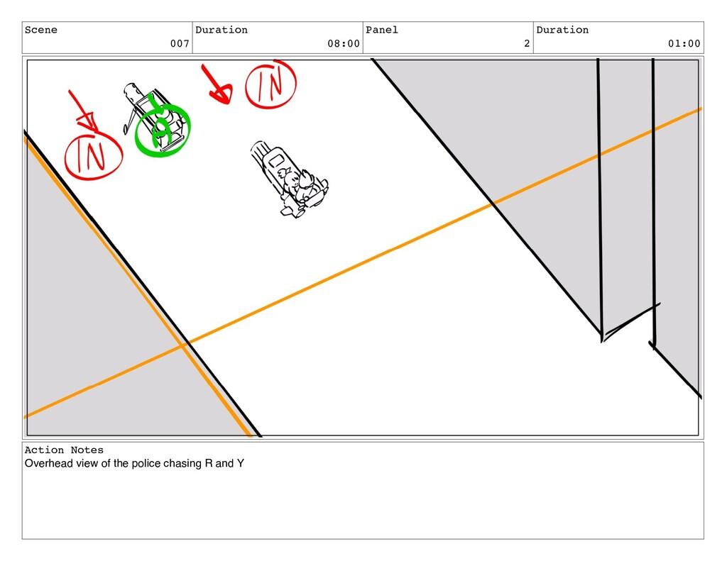 Scene 007 Duration 08:00 Panel 2 Duration 01:00...