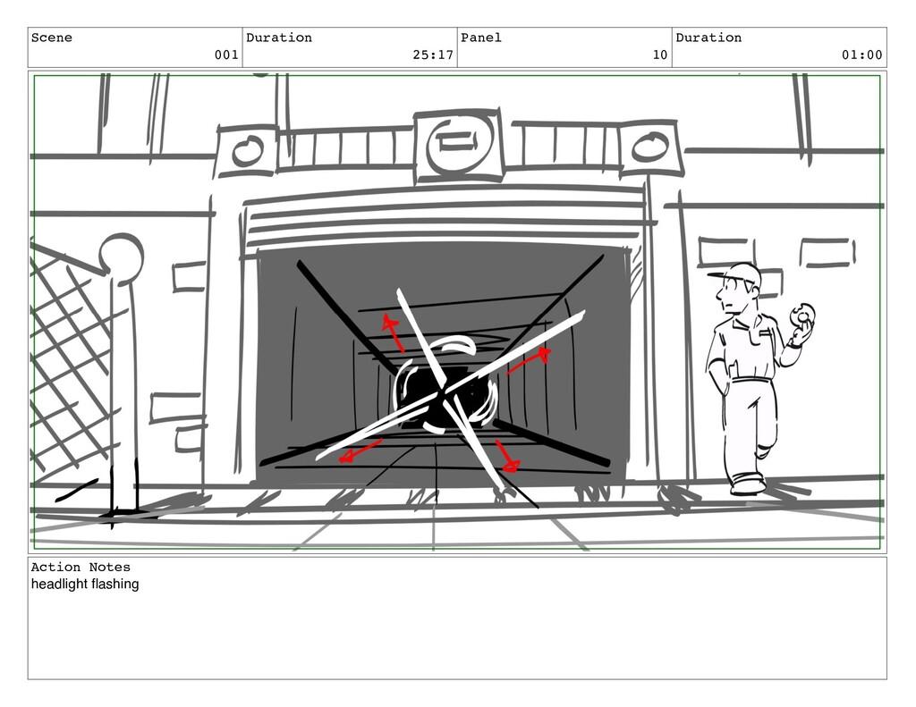 Scene 001 Duration 25:17 Panel 10 Duration 01:0...