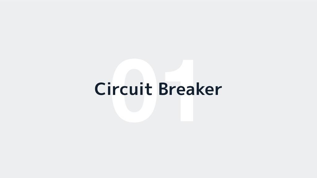 01 Circuit Breaker