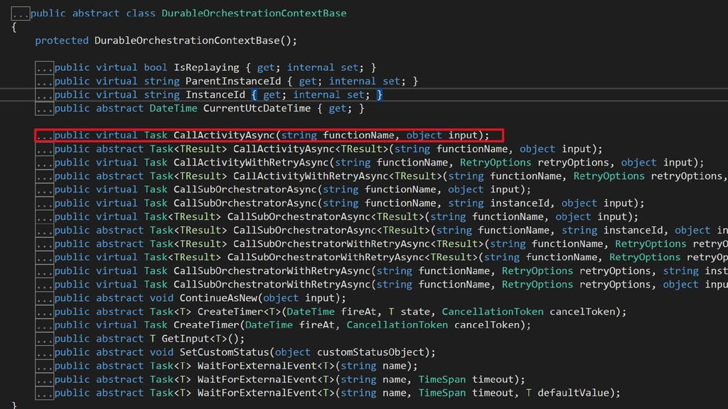 @marcduiker Durable Functions DurableOrchestrat...