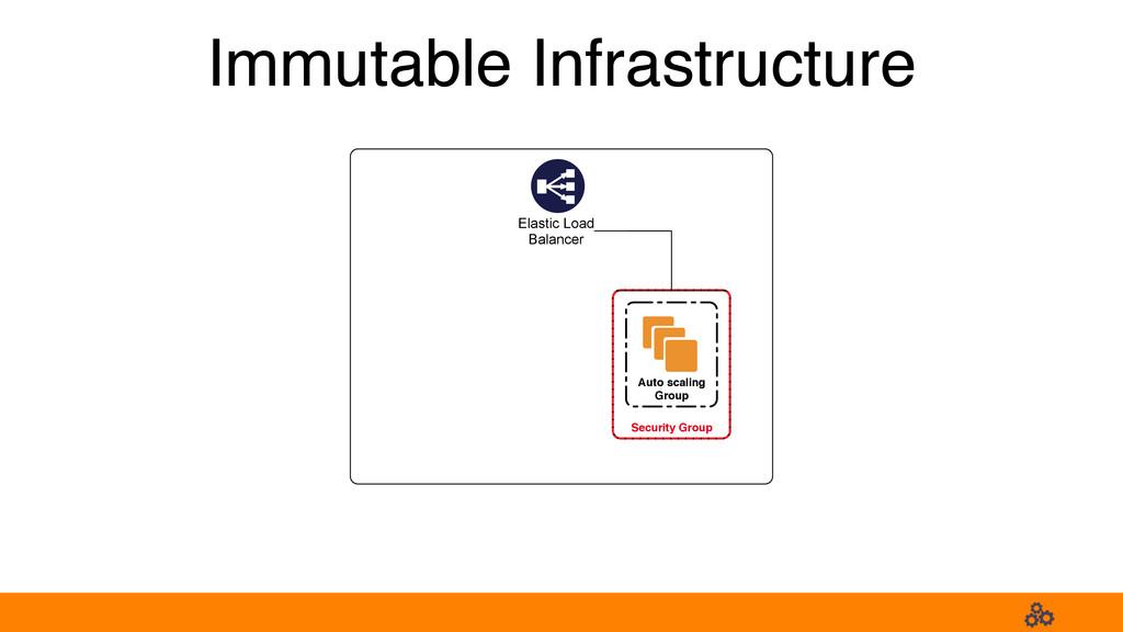 Immutable Infrastructure Elastic Load Balancer ...