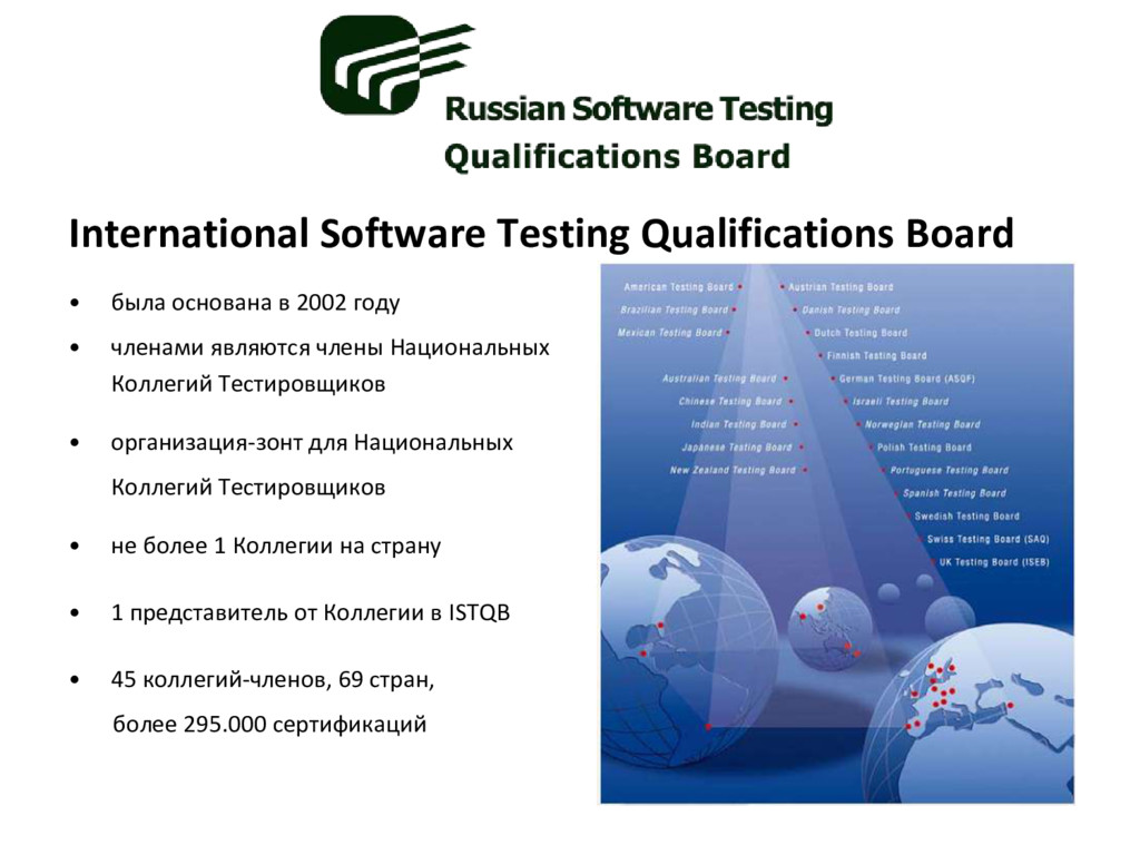 International Software Testing Qualifications B...