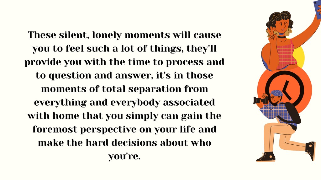 ! These silent, lonely moments will cause you t...