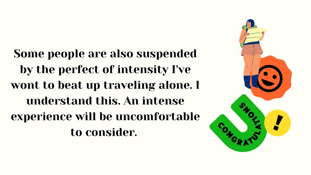 ! Some people are also suspended by the perfect...