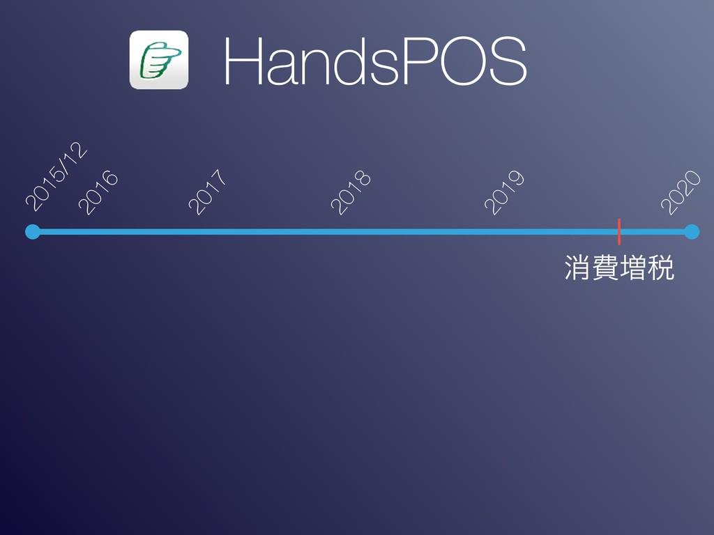 2015/12 2016 2017 2018 2019 2020 ফඅ૿੫ HandsPOS