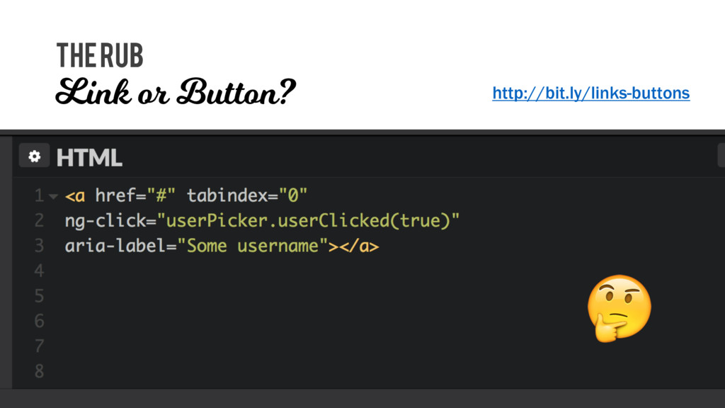 The Rub Link or Button?  http://bit.ly/links-bu...