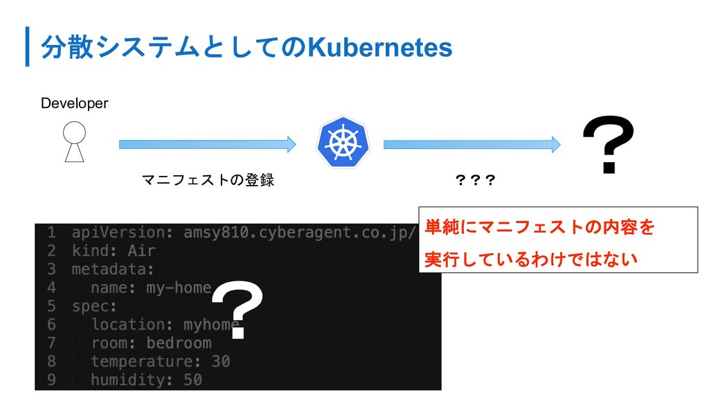 Kubernetes Developer   !!! ! !...