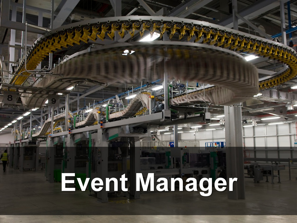 11 Event Manager