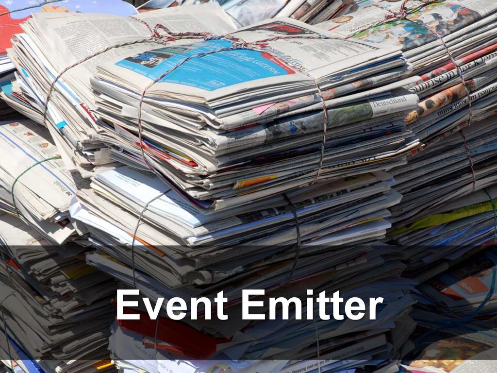 Event Emitter
