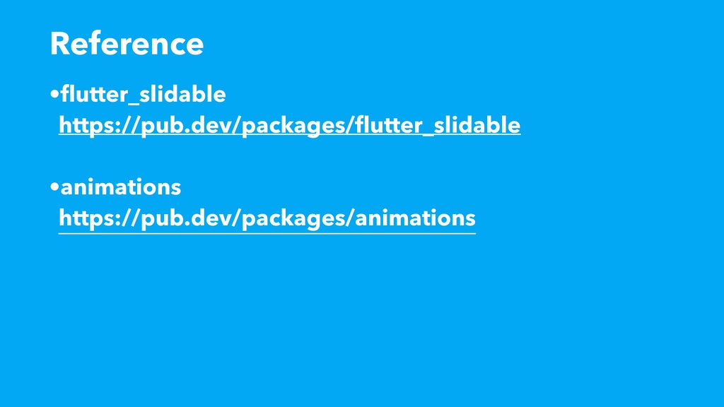 •flutter_slidable