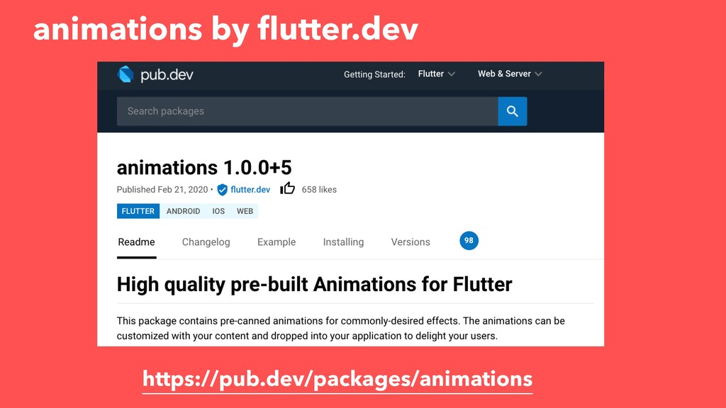 animations by flutter.dev https://pub.dev/packag...