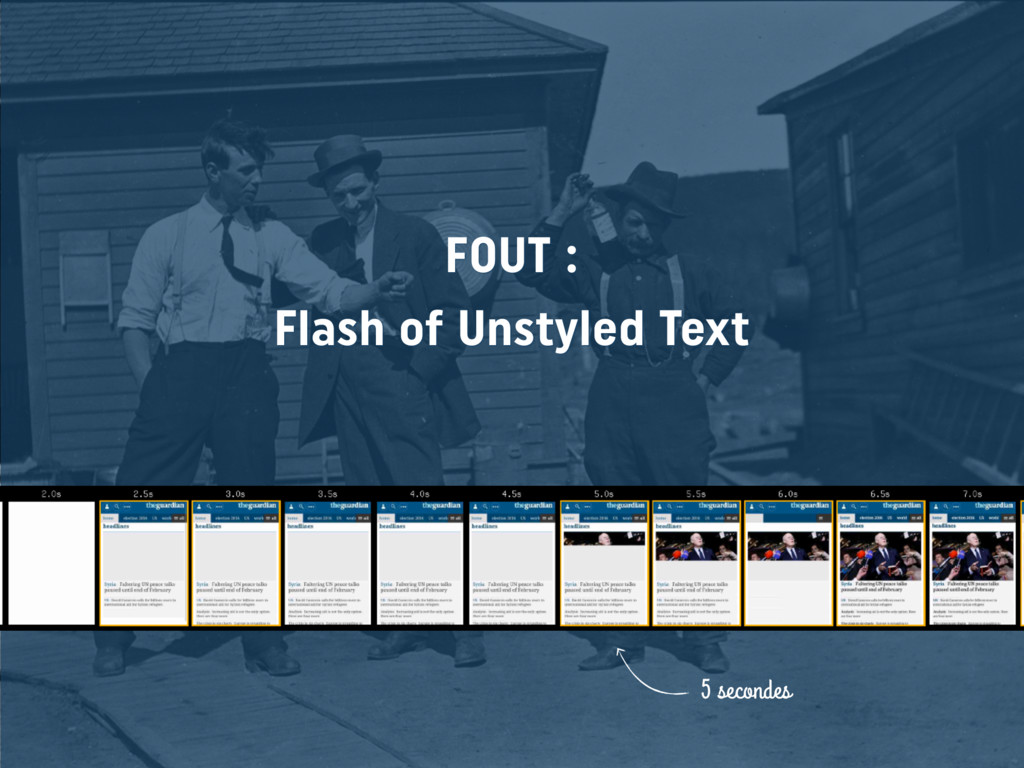 FOUT :