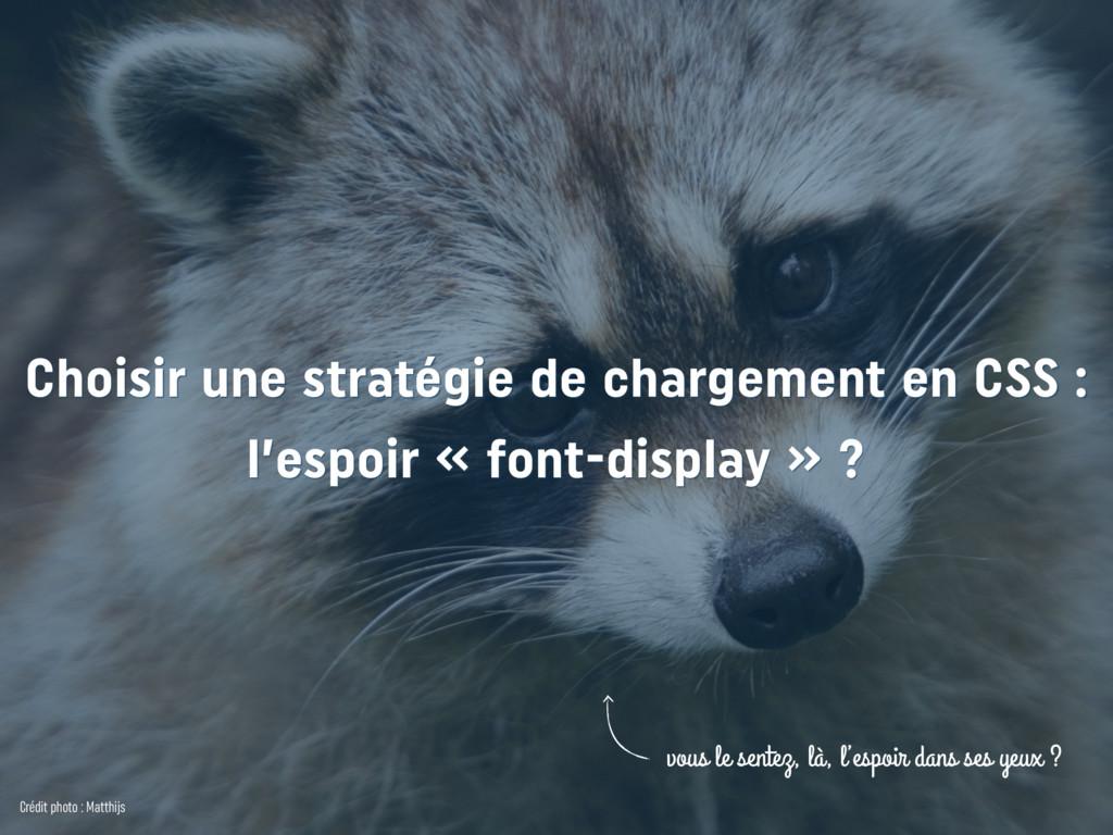 Choisir une stratégie de chargement en CSS : l...