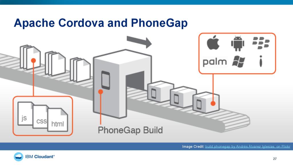 Apache Cordova and PhoneGap 27 Image Credit: bu...