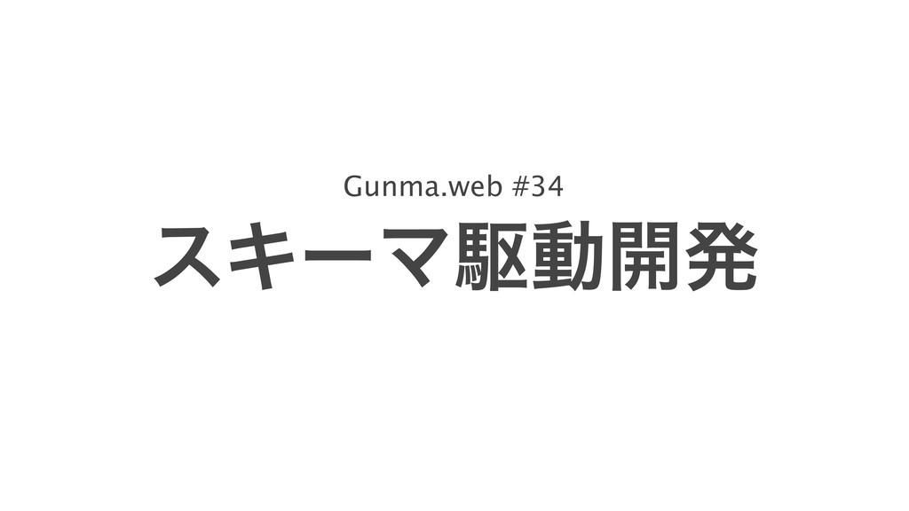 Gunma.web #34 εΩʔϚۦಈ։ൃ