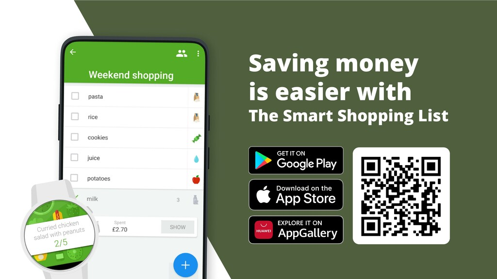 Saving money is easier with The Smart Shopping ...