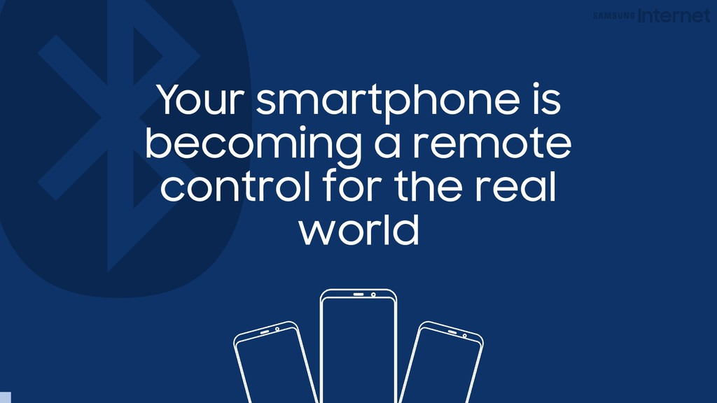 Your smartphone is becoming a remote control fo...