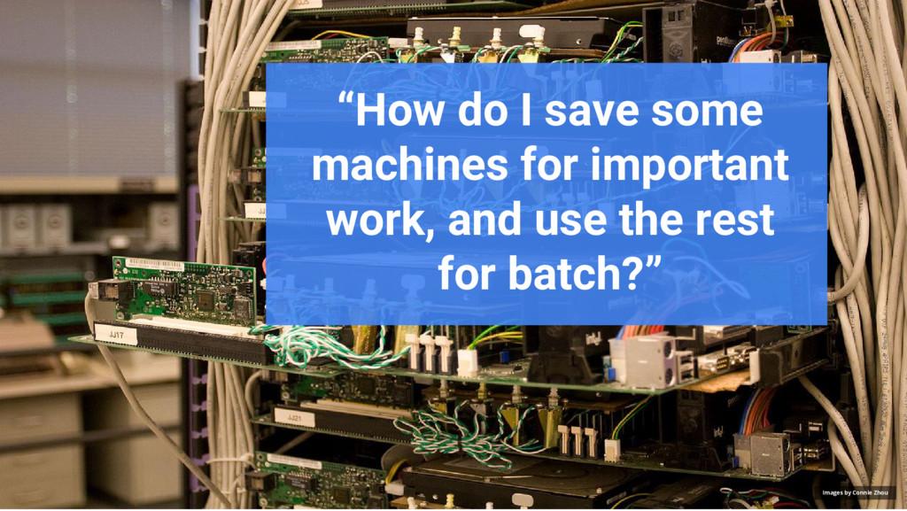 """Google Cloud Platform """"How do I save some machi..."""