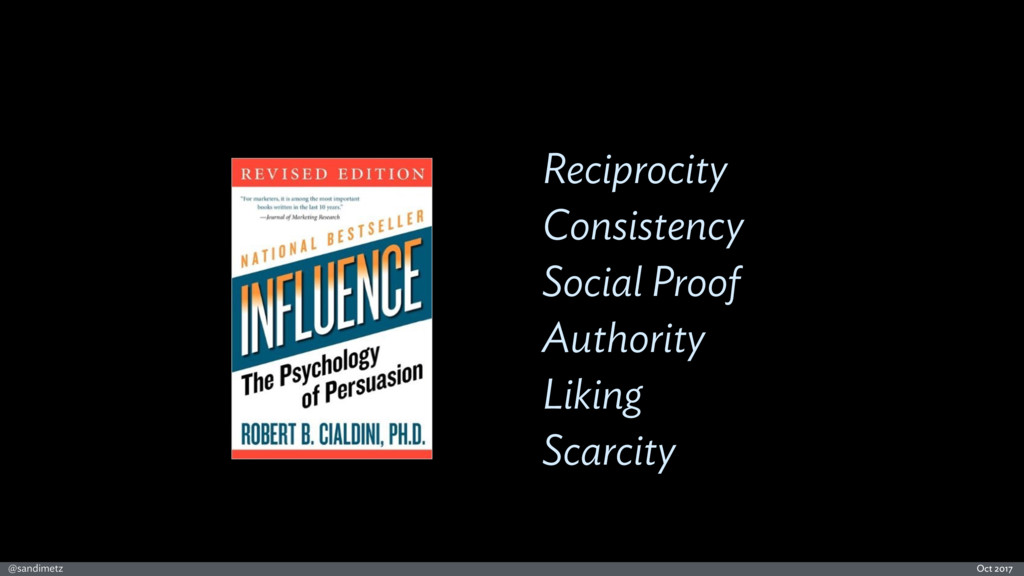 @sandimetz Oct 2017 Reciprocity Consistency Soc...