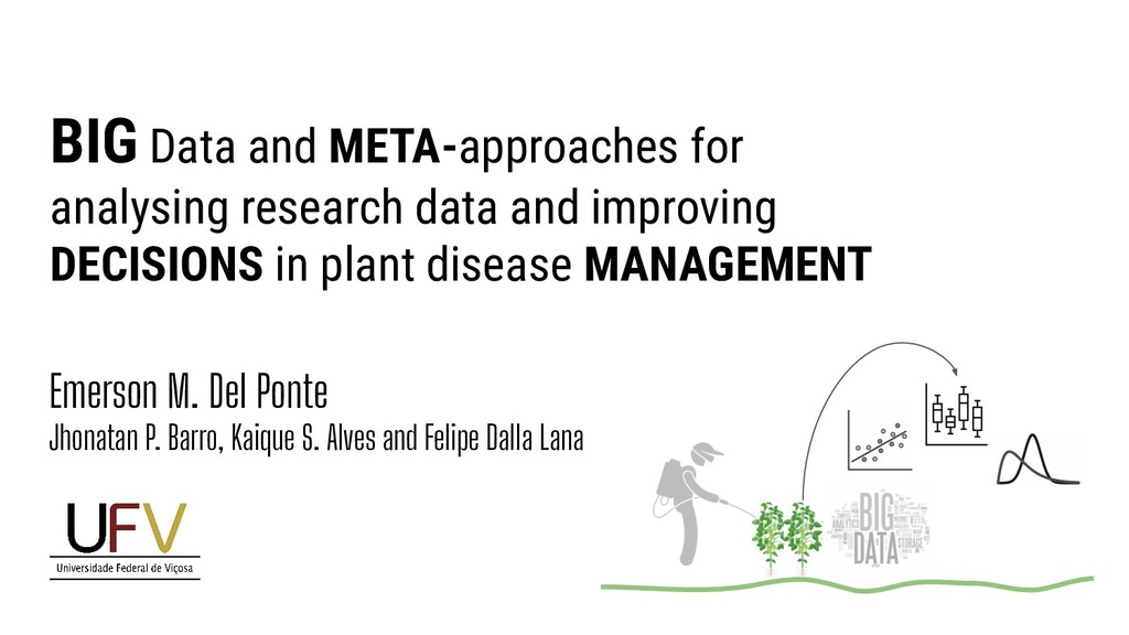 BIG Data and META-approaches for analysing rese...