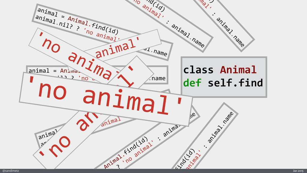Jan 2015 @sandimetz class	
