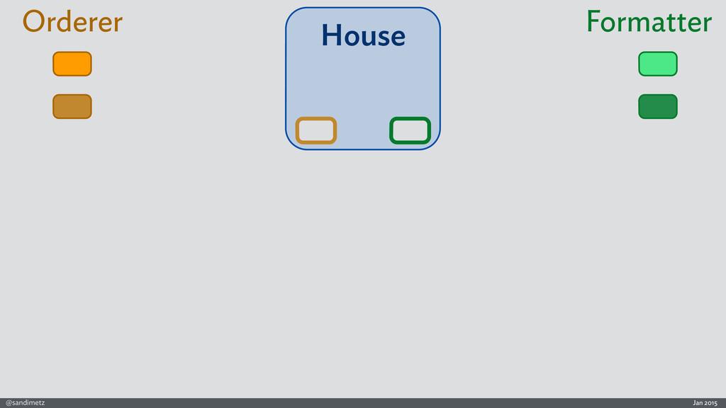 Jan 2015 @sandimetz House Orderer Formatter