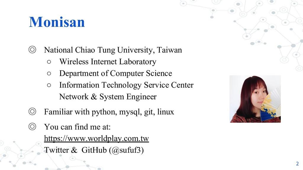 ◎ National Chiao Tung University, Taiwan ○ Wire...
