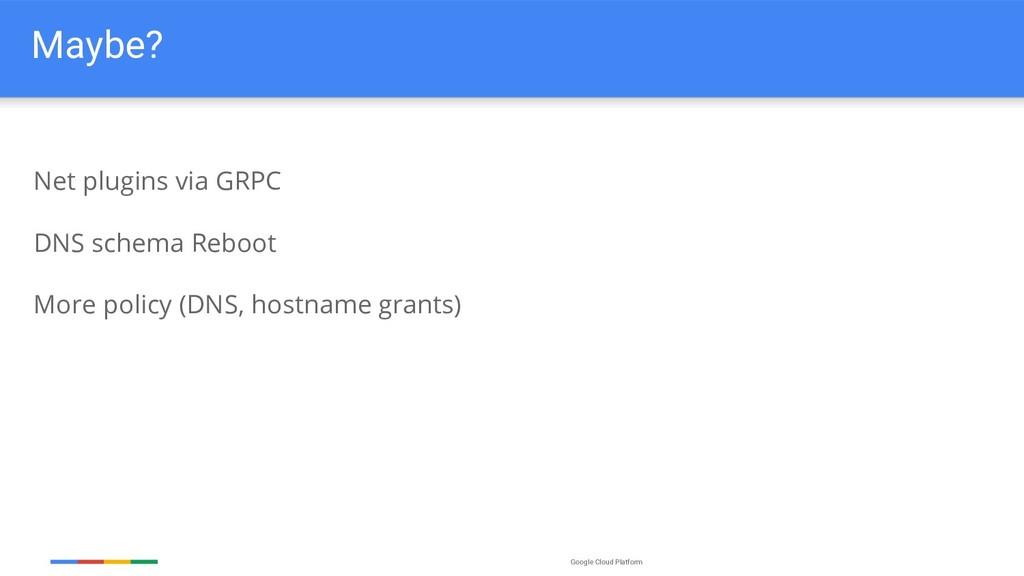 Google Cloud Platform Maybe? Net plugins via GR...