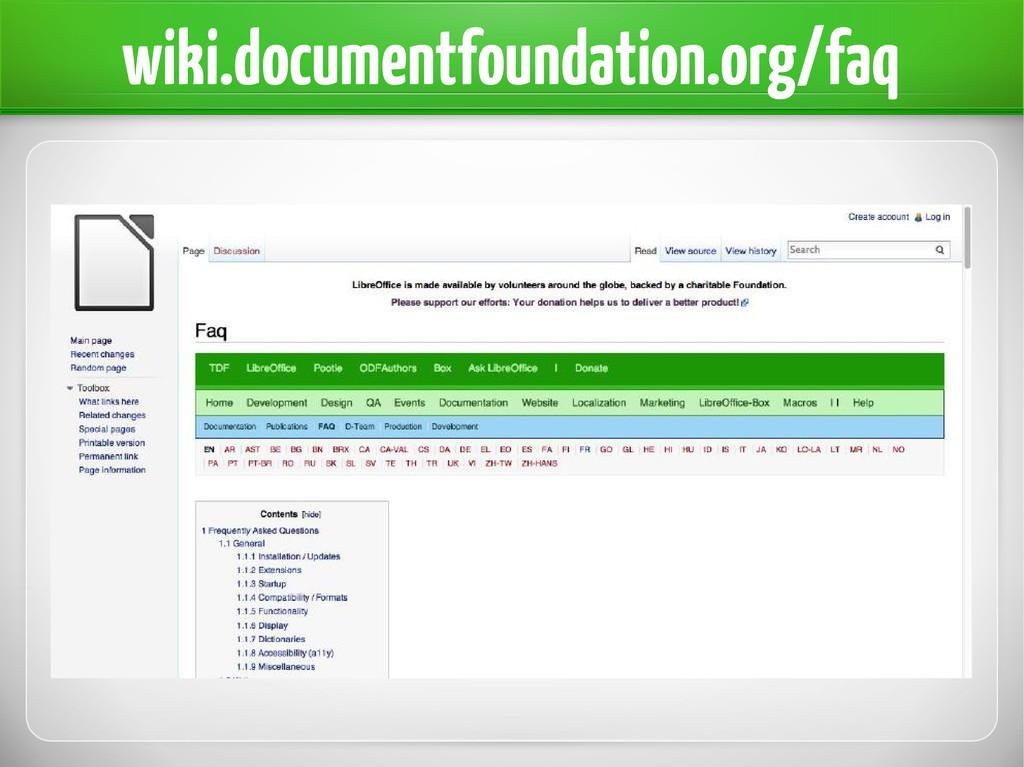 wiki.documentfoundation.org/faq