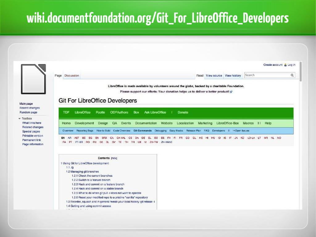 wiki.documentfoundation.org/Git_For_LibreOffice...