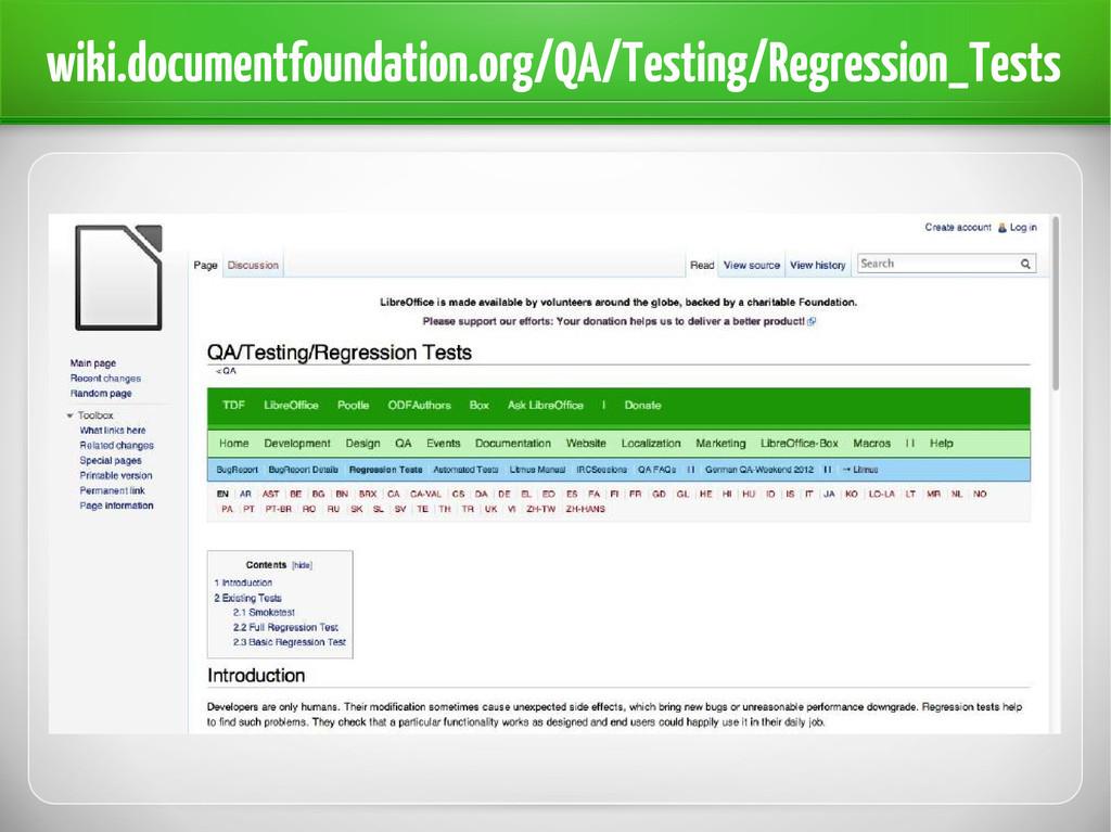 wiki.documentfoundation.org/QA/Testing/Regressi...