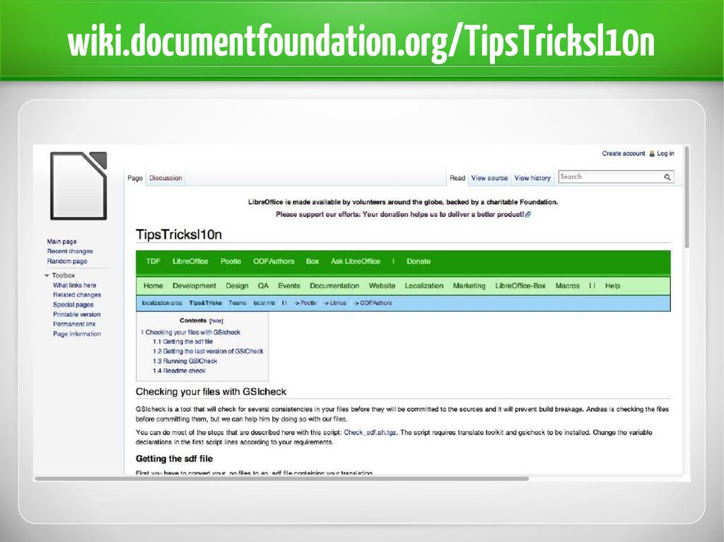 wiki.documentfoundation.org/TipsTricksl10n