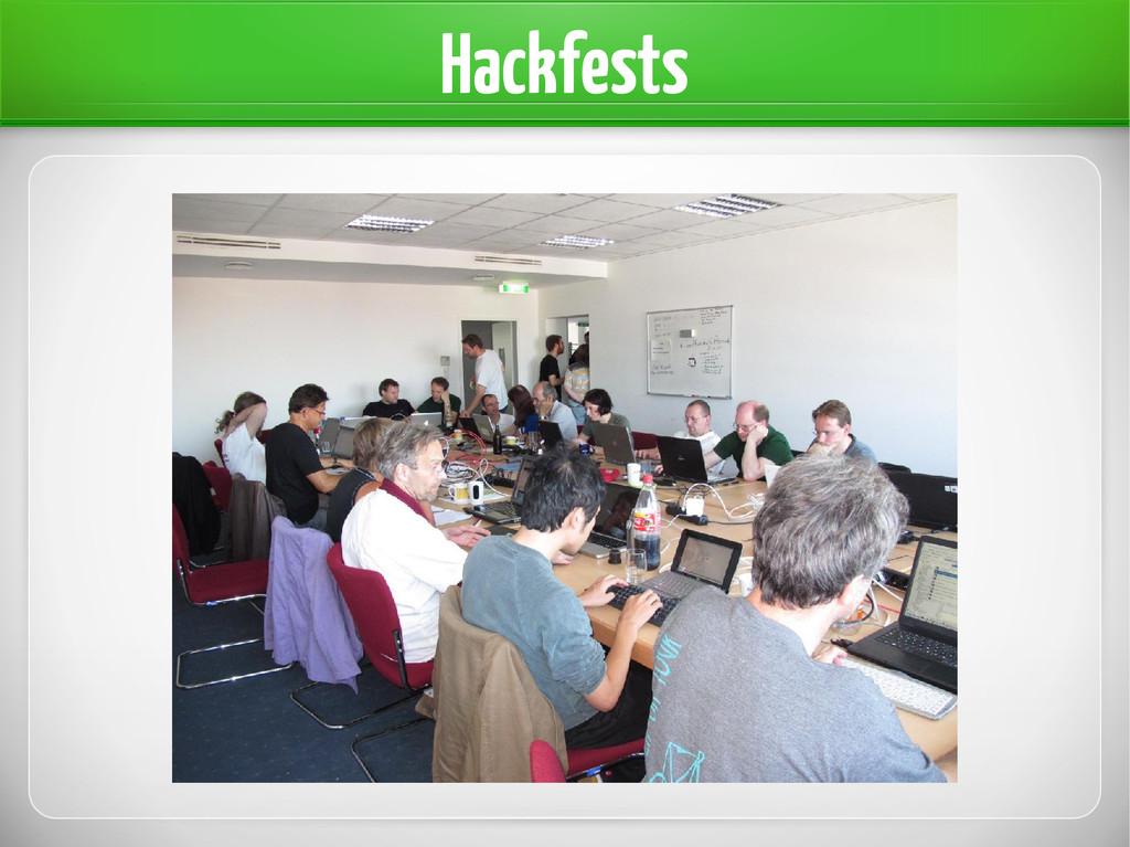 Hackfests