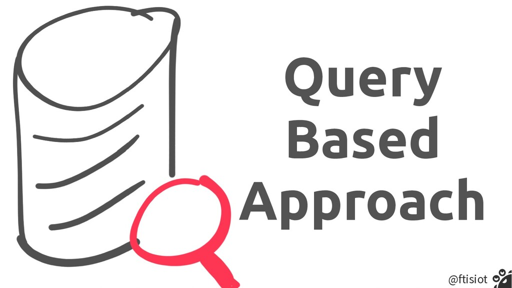 @ftisiot Query Based   Approach