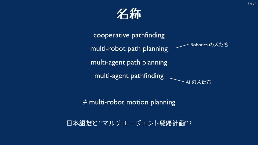 /123 9 cooperative pathfinding multi-robot path...