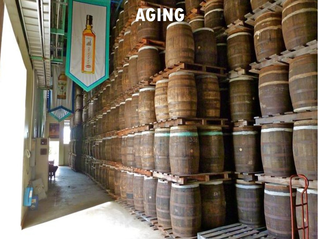Produktion AGING