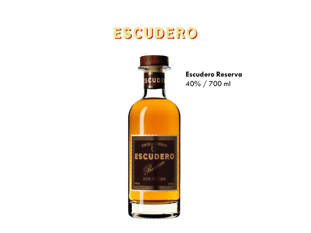 Escudero Reserva 40% / 700 ml