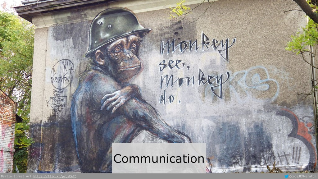 @codeJENNerator Berlin Street Art https://flic....