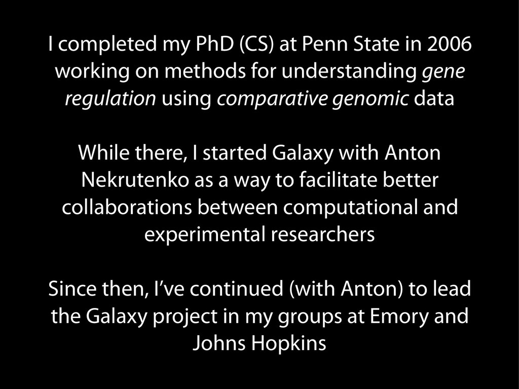 I completed my PhD (CS) at Penn State in 2006 w...