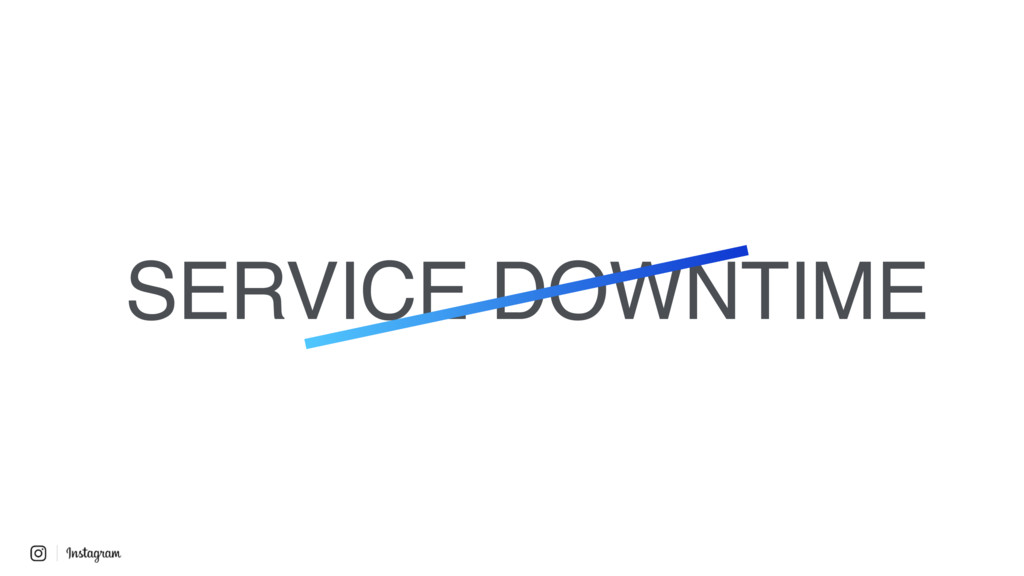 SERVICE DOWNTIME