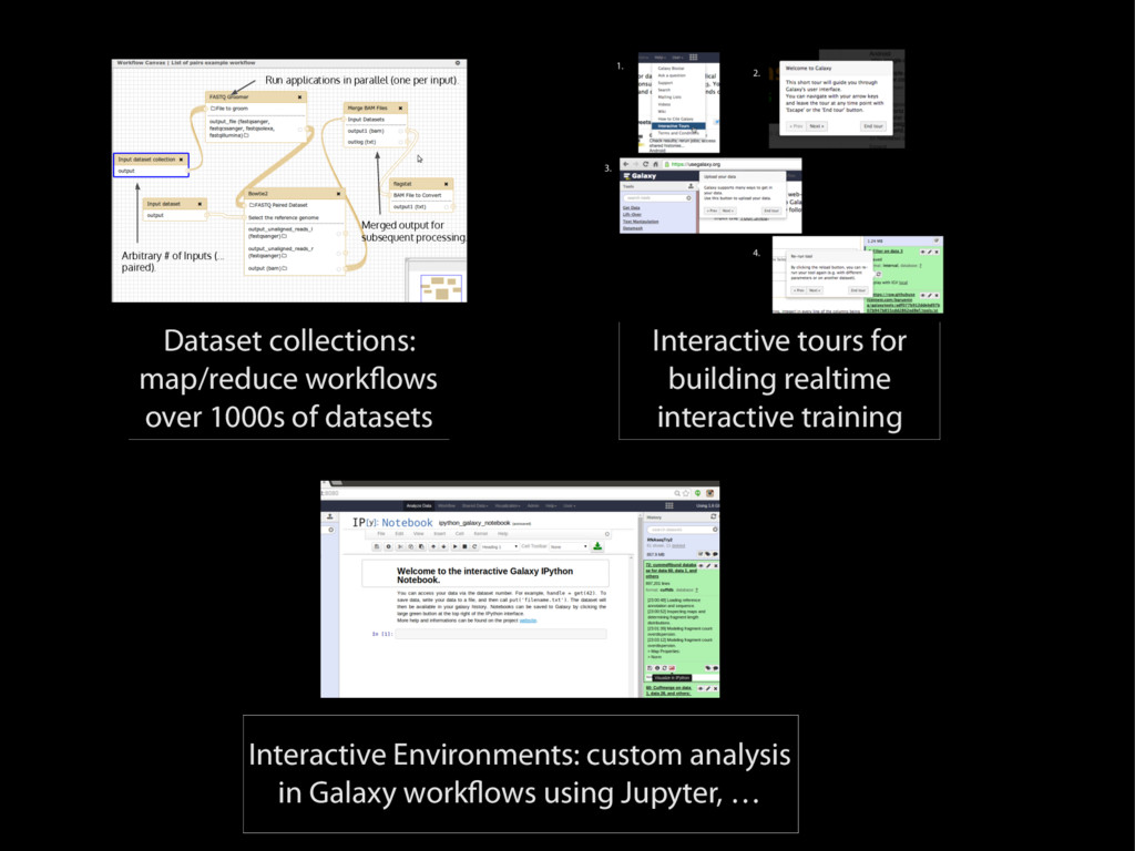 More Powerful Workflows Arbitrary # of Inputs (...