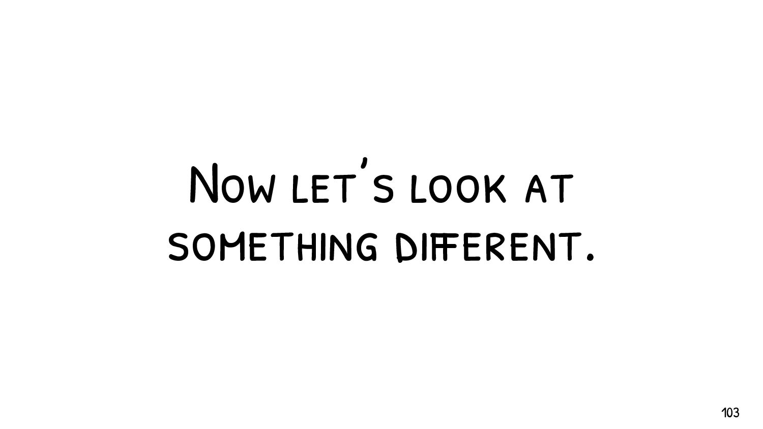 Poetry...? 103