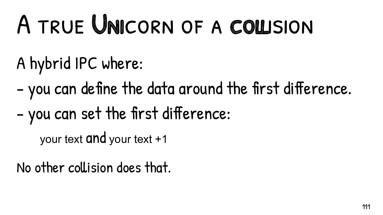Why +1 on the 10th character? - because crypto ...