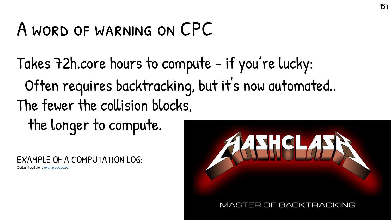Trivial: run scripts/cpc.sh prefix1 prefix2 No ...