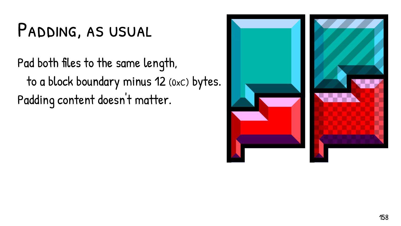 Computation We compute a collision, that append...