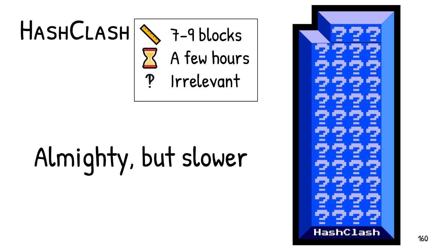 Input: two arbitrary prefixes Their content and ...