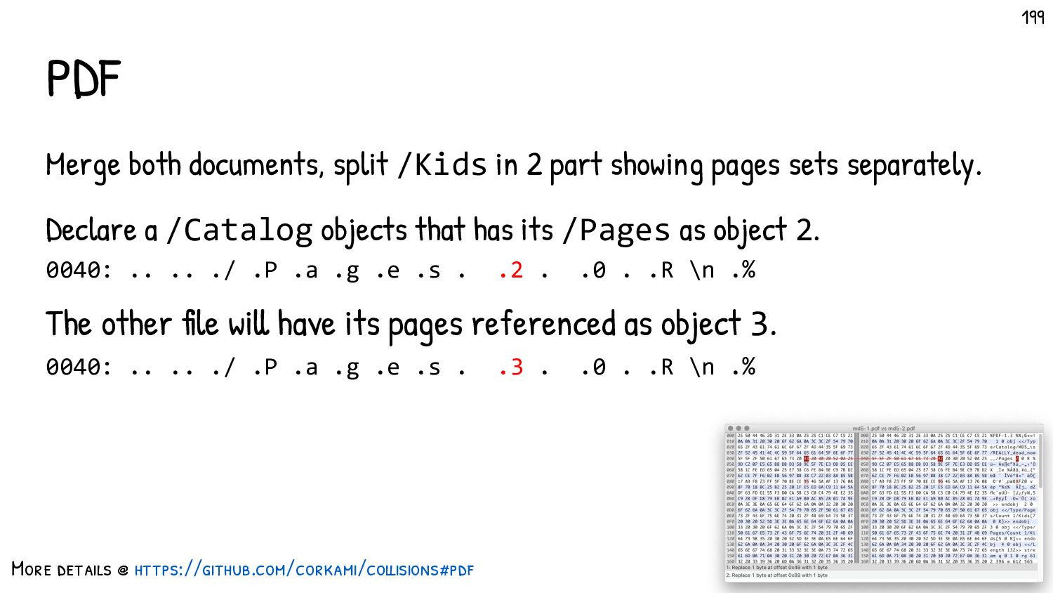 Exploiting FastColl It seems hard, but not nece...