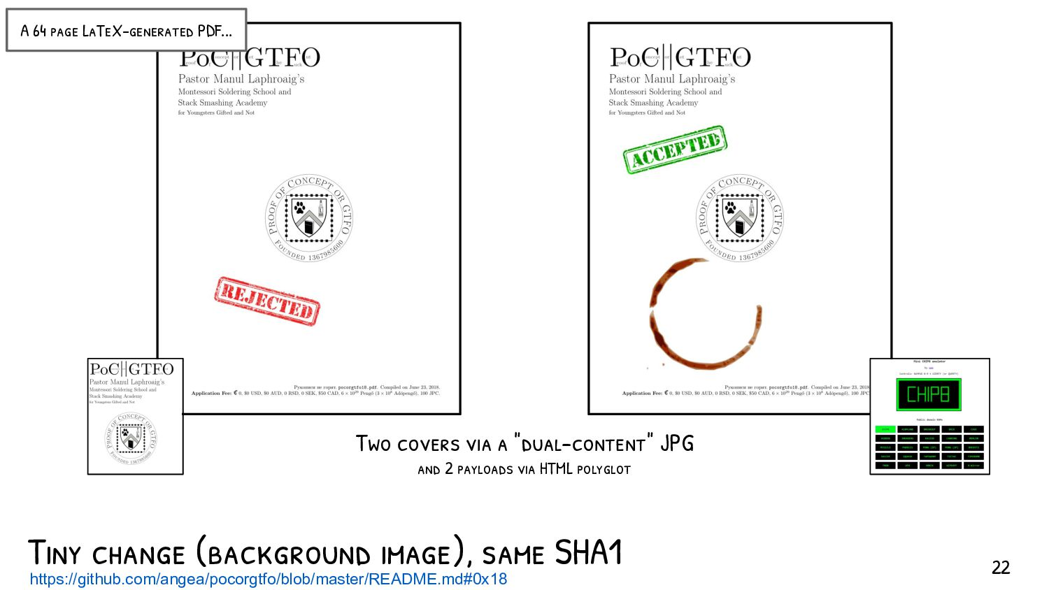 Don't be fooled: shortcuts are necessary Instan...