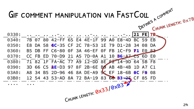 Alignment 6 00000300: [header palette ending......